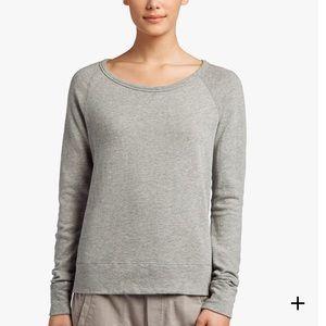 James Perse Vintage Pullover Sweatshirt